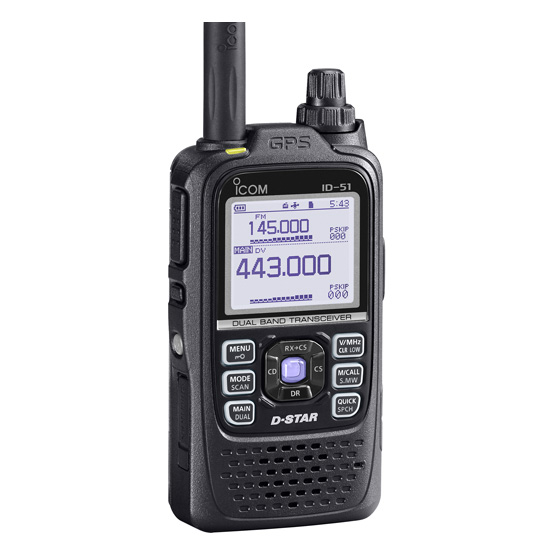 ICOM ID-51E PLUS
